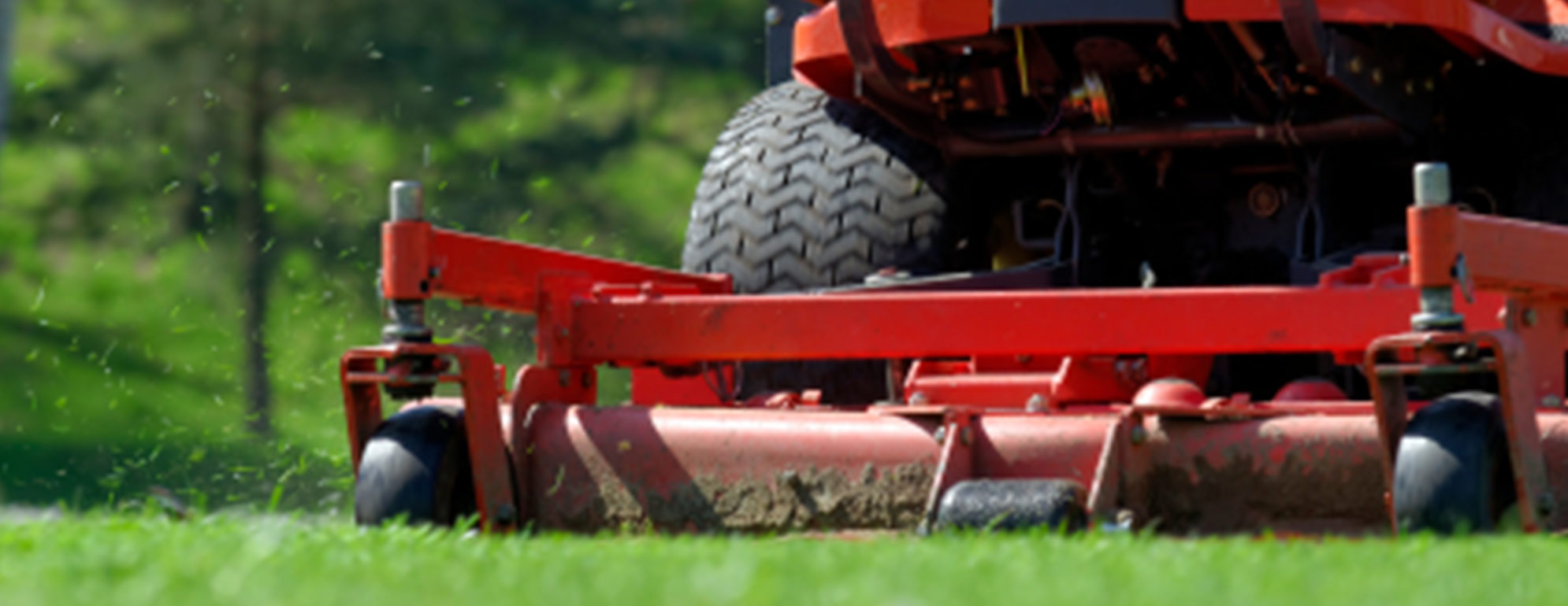 commercial lawn mowing pakenham