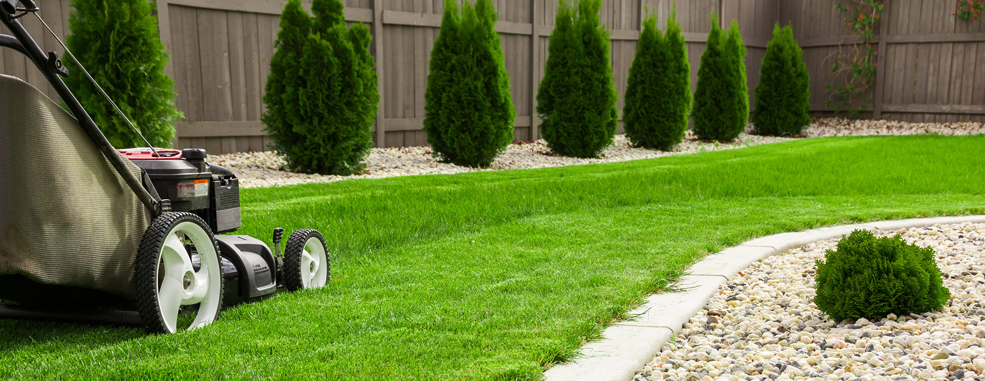 lawn mowing services warragul